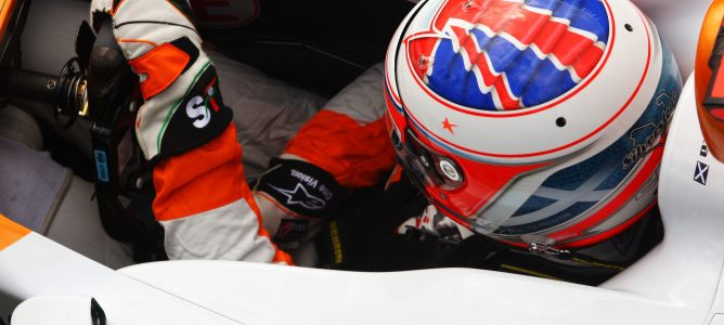 Paul di Resta ha confirmado que mantuvo conversaciones con McLaren