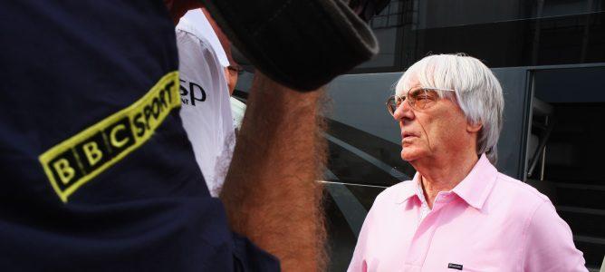 Bernie Ecclestone se muestra dispuesto a aportar pruebas al 'caso Gribkowsky'