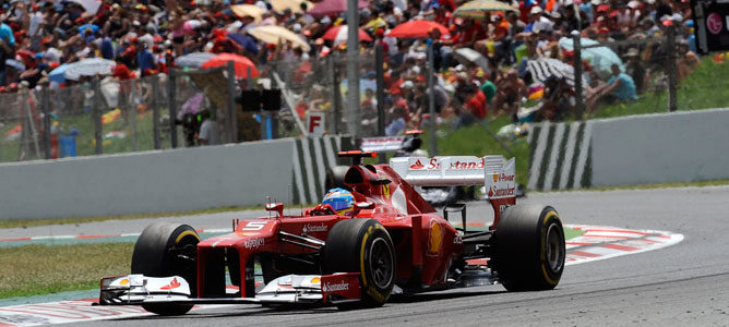 El Circuit de Cataluña anuncia los precios de las entradas para asistir a los entrenamientos de pretemporada 2013