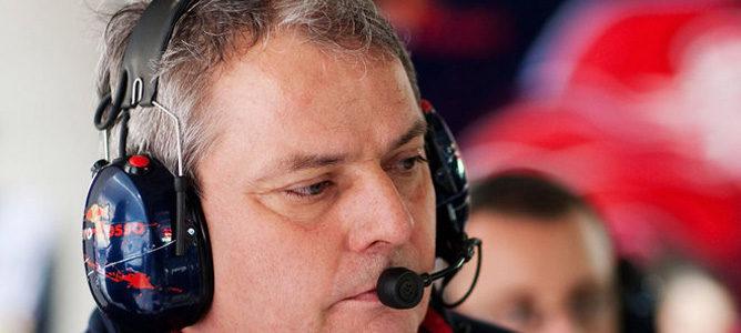Giorgio Ascanelli preparado para regresar a la F1 después de su repentina salida de Toro Rosso