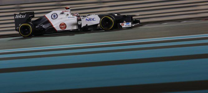 Sauber desmiente que haya llegado a un acuerdo con Mercedes para 2014