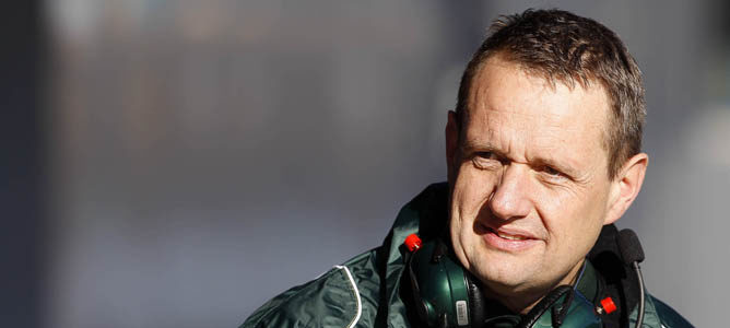 Steve Nielsen dejó Caterham para firmar con Toro Rosso