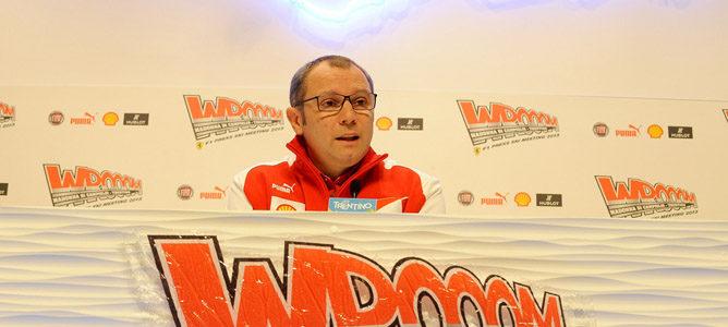 Stefano Domenicali aclara que Fernando Alonso no tuvo nada que ver en el fichaje de Pedro de la Rosa