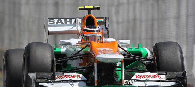 Force India niega los rumores de que el equipo estaba en dificultades económicas