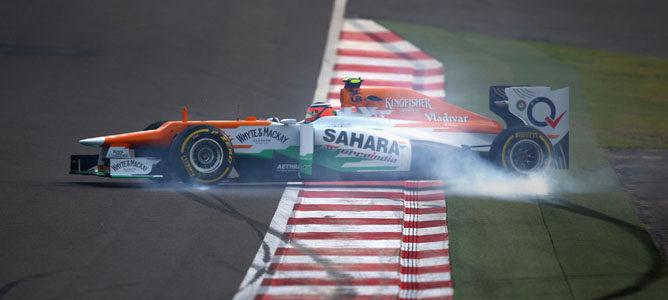 Force India planea revelar el nombre de su segundo piloto antes del primer test