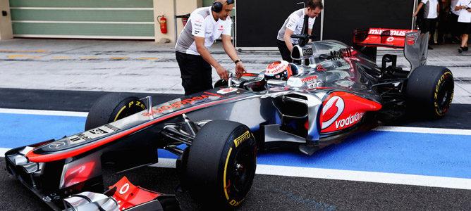 Sam Michael confía en que McLaren, Red Bull y Ferrari estén en las primeras posiciones en 2013