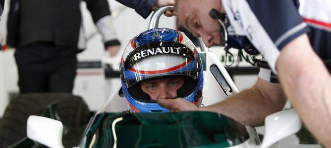 Valtteri Bottas en el FW34