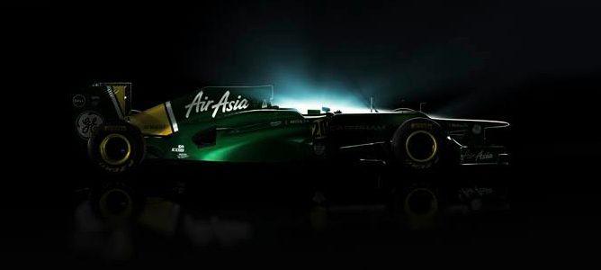Caterham presentará el CT03 el 5 de febrero en Jerez