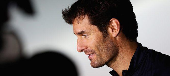 Mark Webber será el encargado de debutar con el RB9 en Jerez