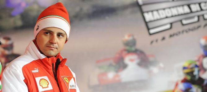 Felipe Massa en el Wrooom 2013