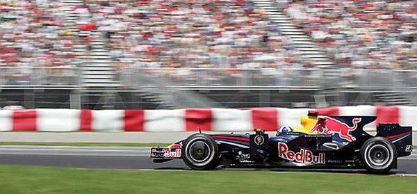 Mala calificación para los pilotos de Red Bull