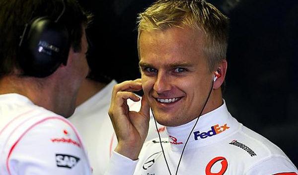 """Kovalainen: """"No pude tener una vuelta limpia en la última sesión"""""""