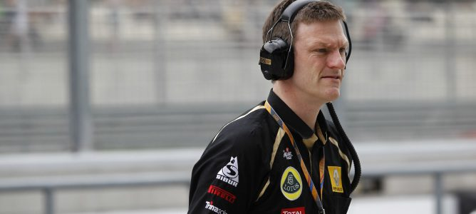 James Allison en Malasia