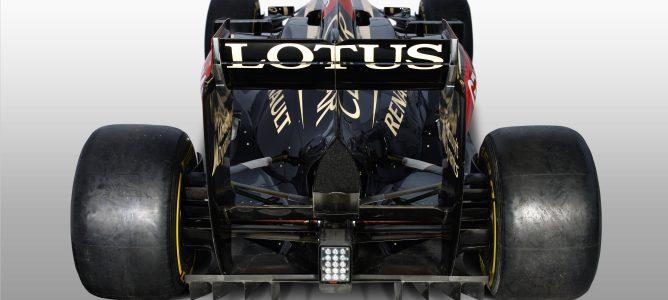 Presentación del Lotus 2013: E21