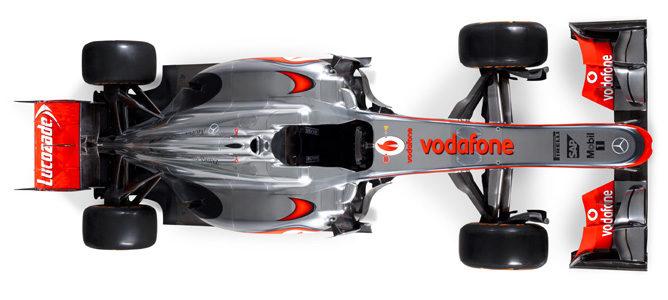 Presentación del McLaren 2013: MP4-28