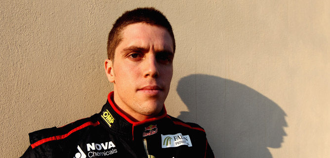 La prensa brasileña da por hecho el fichaje de Luiz Razia por Marussia
