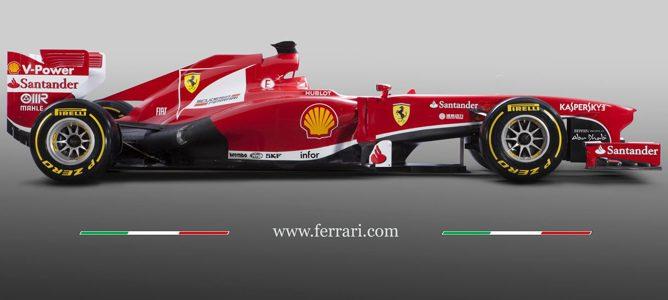 Ferrari desvela su nueva arma: el F138