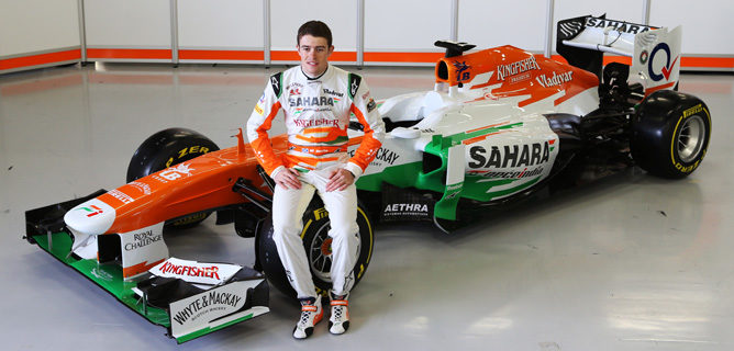 Presentación del Force India 2013: VJM06