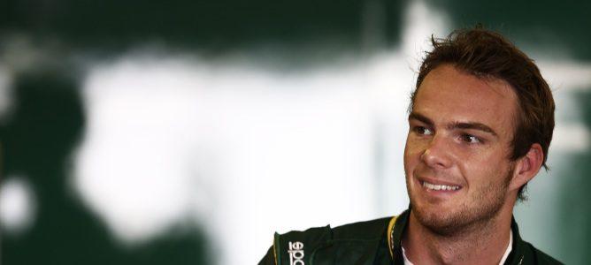 Caterham confirma a Giedo van der Garde como piloto oficial en 2013