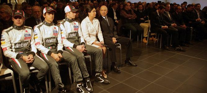"Monisha Kaltenborn: ""Tenemos una pareja de pilotos sólida"""