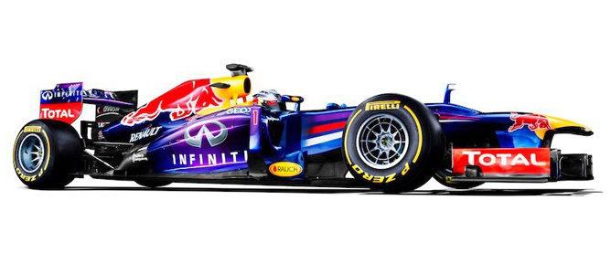 Presentación del Red Bull 2013: RB9
