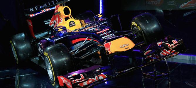 Red Bull RB9, el monoplaza de Milton Keynes para la temporada 2013