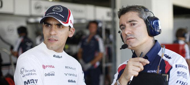 Xevi Pujolar ascendido a ingeniero jefe de carrera en Williams