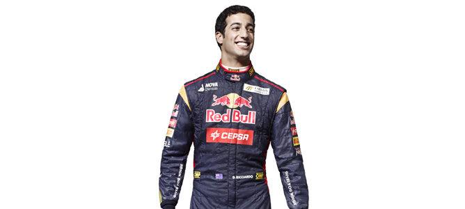 """Daniel Ricciardo: """"Queremos dar un paso adelante y mejorar lo hecho en 2012"""""""