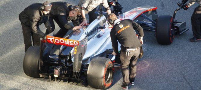 Arrancan los primeros test de la pretemporada 2013 en Jerez