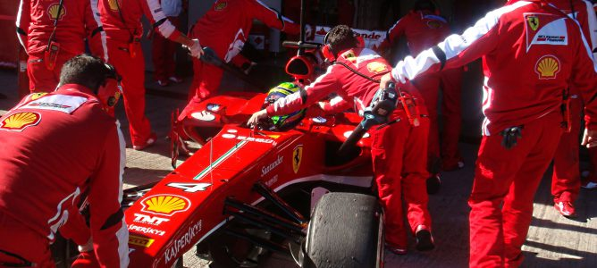 """Felipe Massa: """"Las primeras impresiones han sido positivas"""""""