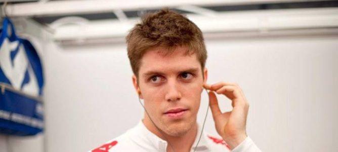 El equipo Marussia confirma a Luiz Razia como piloto oficial en 2013