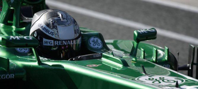 Romain Grosjean lidera también la segunda mañana de test en Jerez