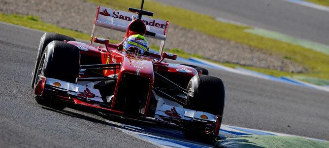 """Felipe Massa: """"Nos concentramos al 100% en la aerodinámica y en los escapes"""""""