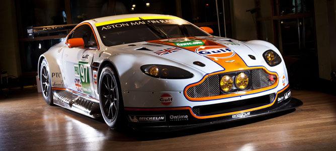 Bruno Senna se pasa a la resistencia con Aston Martin