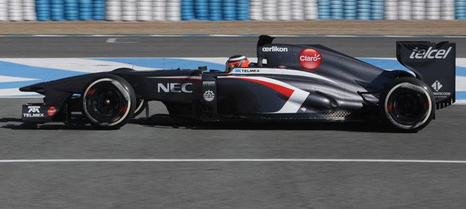 """Nico Hülkenberg se marcha satisfecho de Jerez: """"Es un buen punto de partida"""""""