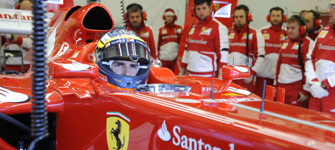 La pretemporada se despide de Jerez con Kimi Räikkönen en cabeza
