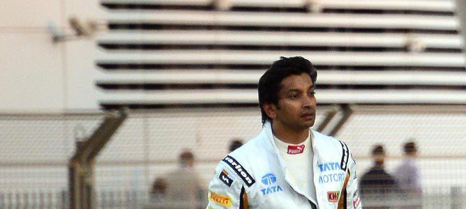 Narain Karthikeyan suena como candidato para ser piloto oficial de Force India