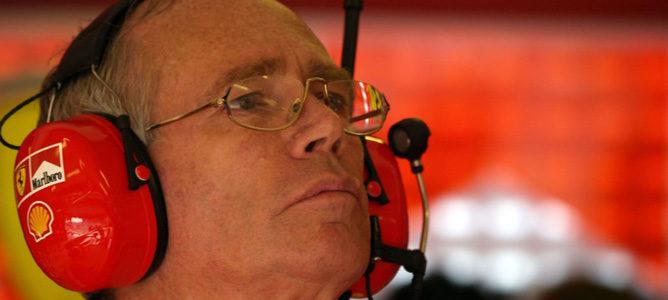 Rory Byrne trabajará en el monoplaza de 2014 de Ferrari
