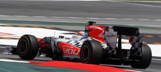 Pirelli habría adquirido uno de los monoplazas de 2011 de HRT