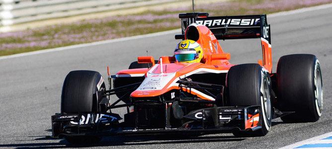 Luiz Razia confirma que la falta de pago de uno de sus patrocinadores le dejaron fuera del MR-02 en Barcelona