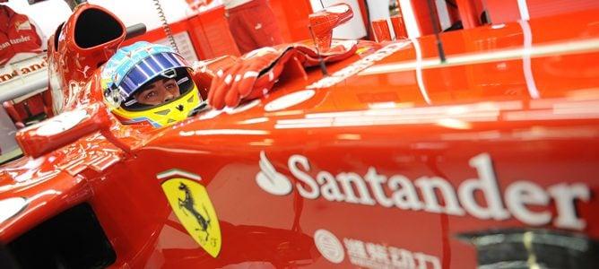 La base técnica de la F1 de 2013