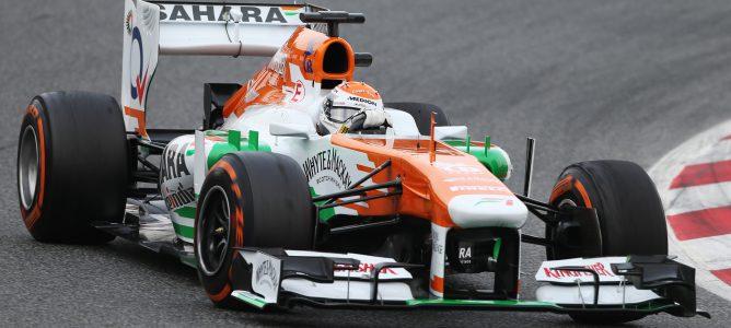 Oficial: Force India escoge a Adrian Sutil como segundo piloto en 2013