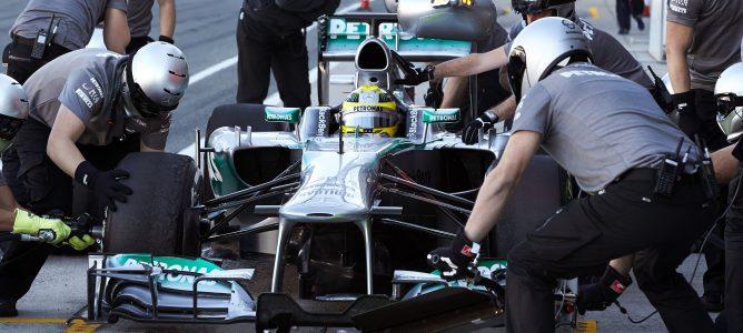 La pretemporada 2013 se despide este año con Nico Rosberg a la cabeza 001_small