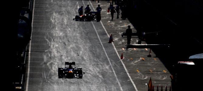 Test en el Circuito de Jerez, 2013