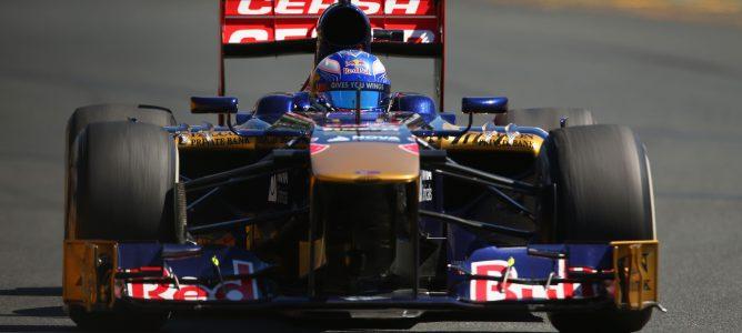 "Daniel Ricciardo: ""No estamos donde queríamos"""