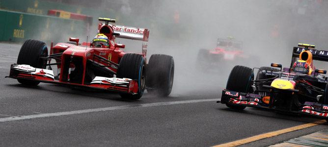 La FIA pospone el final de la clasificación al domingo por la lluvia tras disputar solo la Q1 001_small