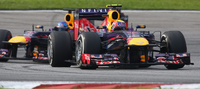 """Christian Horner: """"Nunca ha habido una buena confianza entre Webber y Vettel desde Estambul 2010"""""""