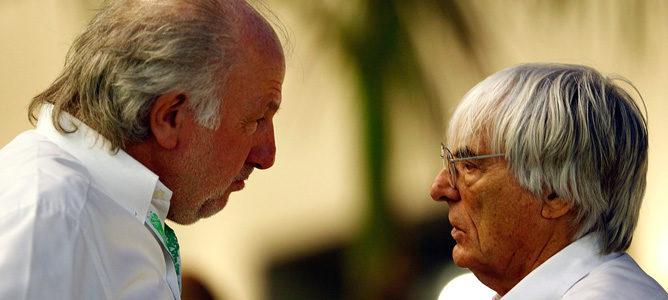 """Bernie Ecclestone: """"La F1 podría llegar a Rio de Janeiro en 2016"""""""