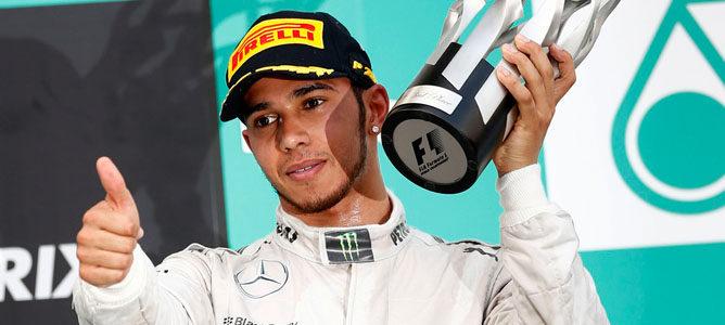 Lewis Hamilton niega que estuviera especialmente interesado en fichar por Red Bull en 2013