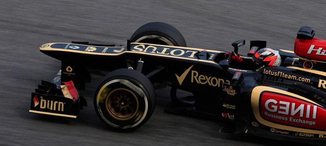 Kimi Räikkönen admite que el presupuesto de Lotus podría ser un problema para luchar por el Campeonato